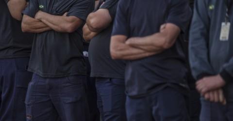 Trabalhadores da Elgin entram em greve