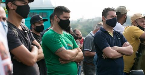 Greve continua: trabalhadores da MWL seguem na luta em defesa dos empregos e direitos