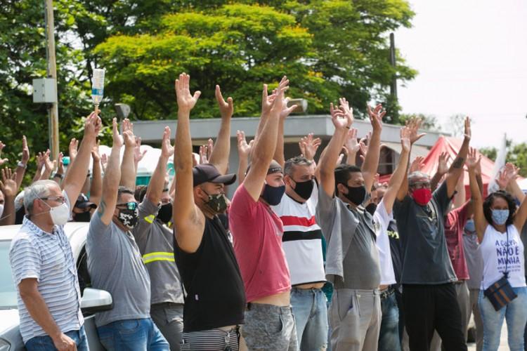 Votação pela continuidade da greve na MWL