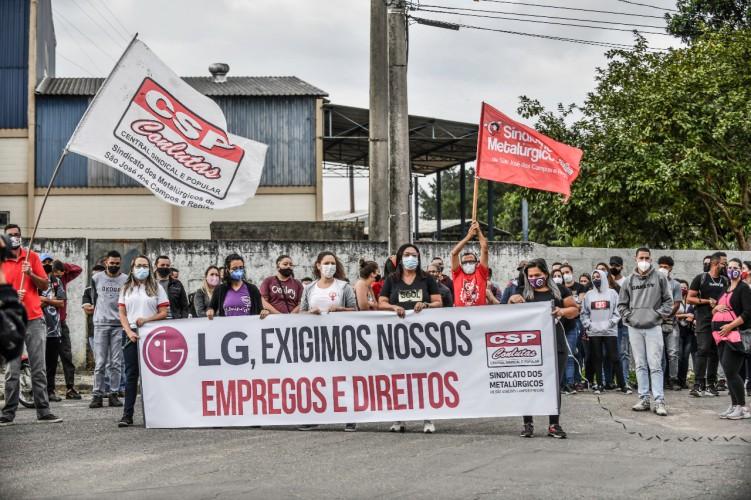 Na Sun Tech, trabalhadoras se mobilizam em defesa dos empregos e direitos