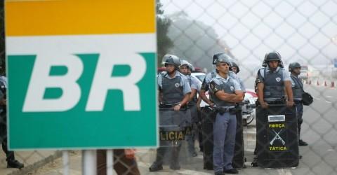 Sindicato envia moção de repúdio à direção da Petrobras