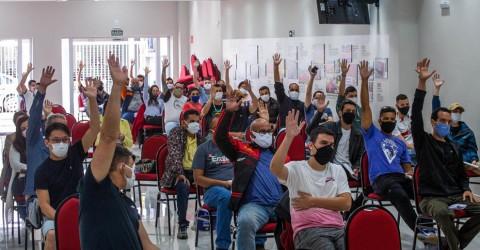 Trabalhadores da Status aprovam proposta de suspensão de contratos por 60 dias