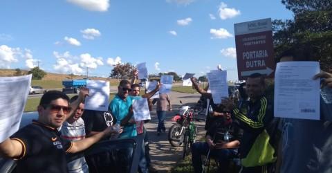 MWL recorre à violência policial e demissões ilegais contra greve