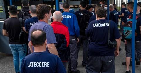 Metalúrgicos da Latecoere se mobilizam por Campanha Salarial e PLR
