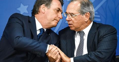 Bolsonaro e Guedes querem destruir direitos, aposentadoria e voltar com a CPMF