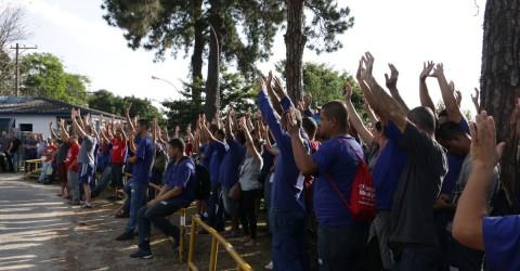 Metalúrgicos da zona leste e Caçapava se organizam para Campanha de PLR