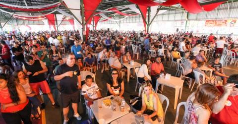Festival dos Metalúrgicos leva três mil pessoas ao Luso