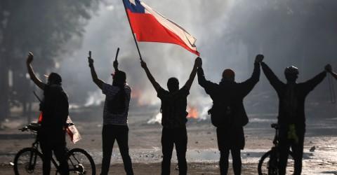 CSP-Conlutas inicia campanha pela libertação de presos políticos no Chile