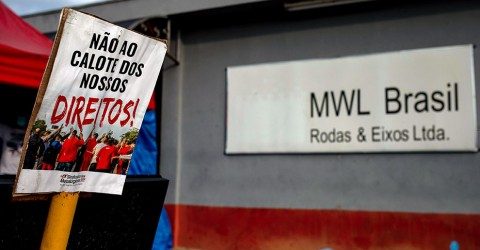 Sindicato e MWL têm audiência no TRT nesta terça-feira