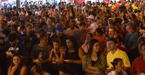 Festival agita categoria e leva cerca de 7 mil pessoas ao Luso