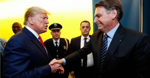 Tensão entre EUA e Irã escancara submissão de Bolsonaro aos interesses norte-americanos