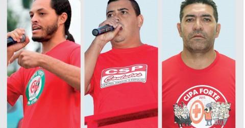 Moción de repudio a la persecución de General Motors contra activistas sindicales