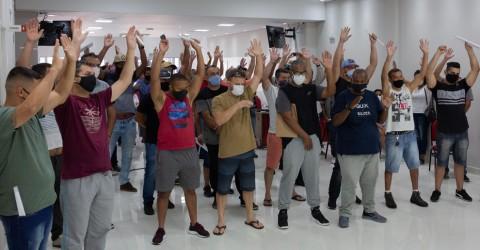 Greve histórica leva trabalhadores da MWL a garantir direitos