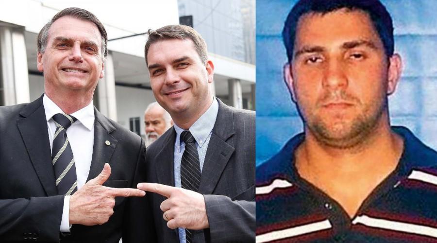 Família Bolsonaro tinha ligações com Adriano