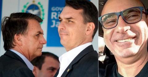 Queiroz é preso na casa de advogado da família Bolsonaro