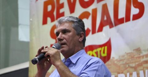 Candidato a governador pelo PSTU assume compromisso de lutar contra venda da Embraer