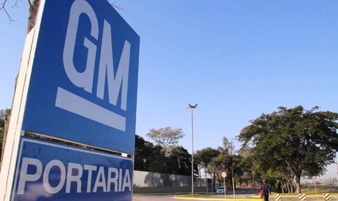 Fachada da GM