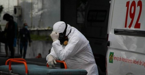 Nova cepa do coronavírus pode tomar conta do país em apenas um mês