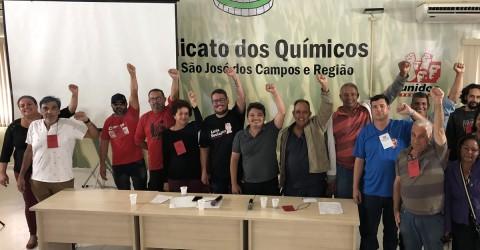 CSP-Conlutas Vale do Paraíba elege nova direção