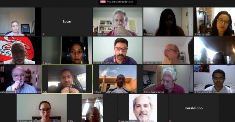 Sindicato e deputados do PT discutem sobre luta contra demissões na Embraer
