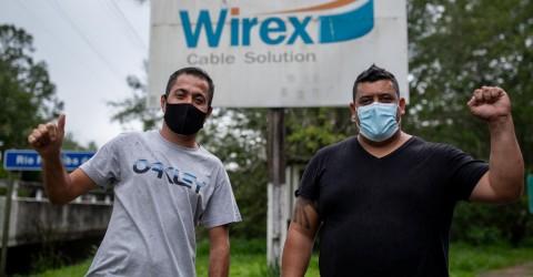 Justiça determina reintegração de metalúrgico da Wirex Cable