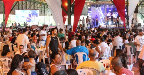 Festival dos Metalúrgicos de fim de ano atrai 4 mil participantes