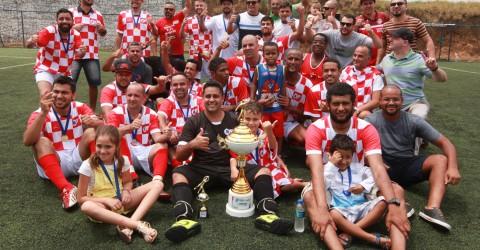 Time da Magnaghi Friuli é o grande campeão do Futebol Society
