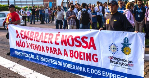 Transaction between Embraer and Boeing is harmful to the country