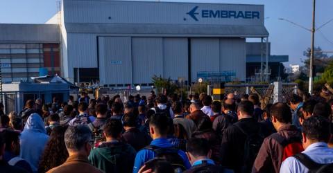 Sindicato procura ex-trabalhadores da Embraer para recebimento de valores