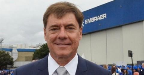 Presidente da Embraer não descarta novas demissões até final do ano