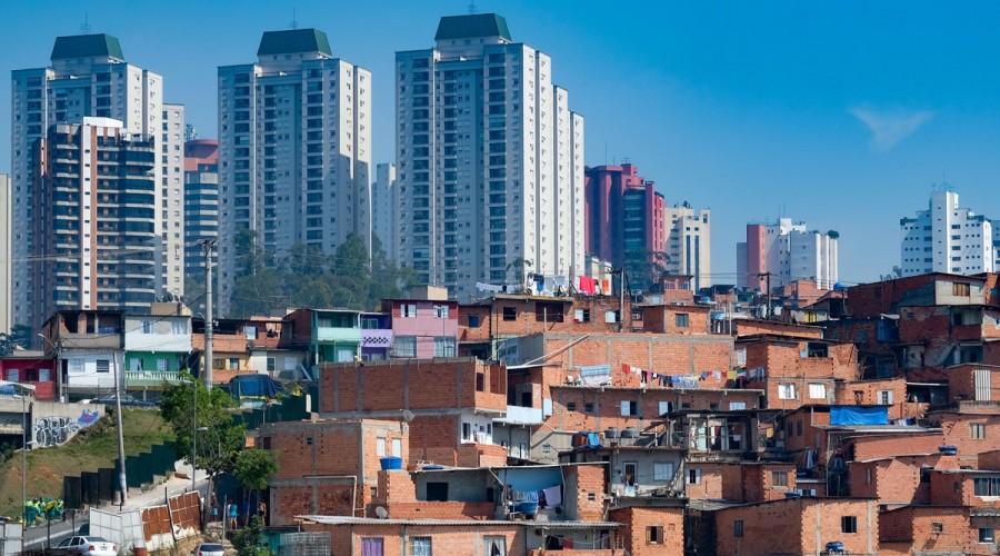 Desigualdade tem batido recordes no mundo