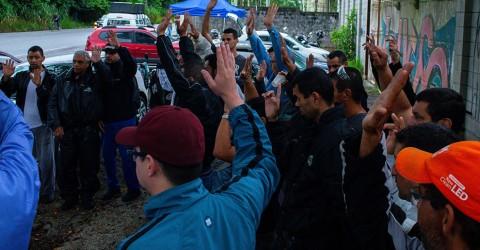 Trabalhadores da Cambará entram em greve por reajuste salarial e cancelamento de demissões
