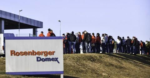 Em assembleia, trabalhadores da Domex aprovam PLR