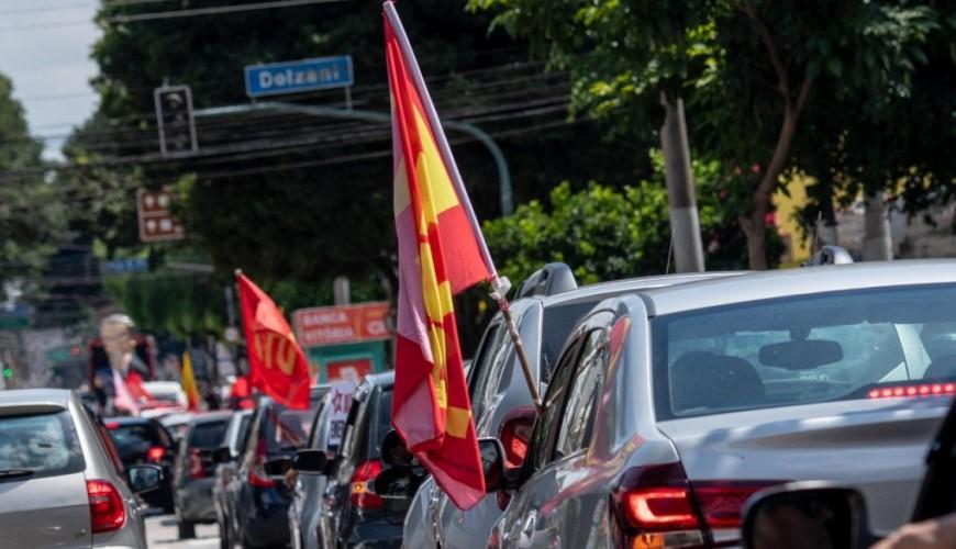 Carreata em São José