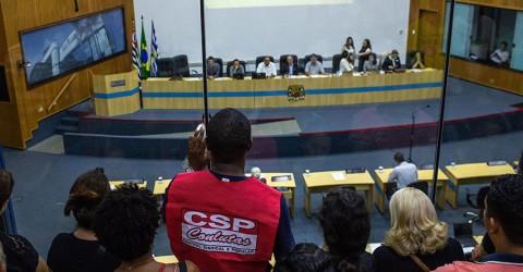 Câmara tem protesto nesta quinta contra reforma da Previdência de Felício