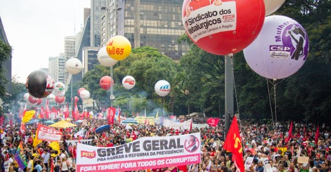 April 28th: General Strike In Defense Of Retirement And Labor Rights!