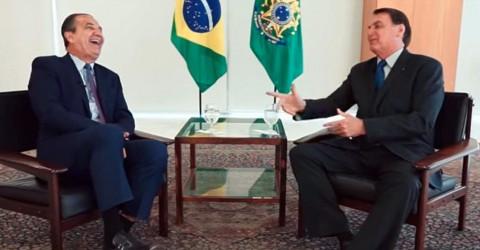Bolsonaro e pastor Malafaia debocham e sugerem que trabalhador tem muitos privilégios