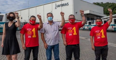 Sindicato consegue reintegração de ex-cipeiro da Avibras