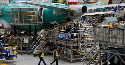 Mesmo na pandemia, Boeing anuncia a demissão de 13 mil trabalhadores
