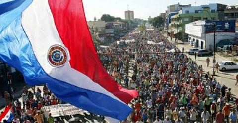 Todo el apoyo a la huelga general en Paraguay