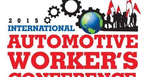 1ª Conferencia Internacional de Trabajadores de la Automoción