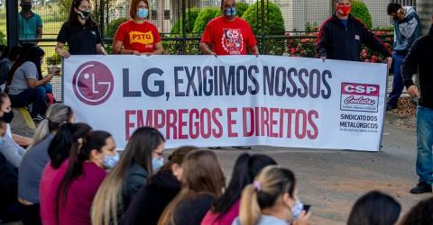 Responsabilidade da LG sobre trabalhadoras de fornecedoras será discutida no MPT