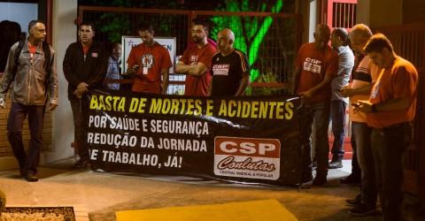 Two workers die in a blast at Heineken plant in the city of Jacarei, Brazil