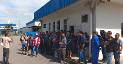 Depois de greve dos metalúrgicos, Armco recua e abre negociação