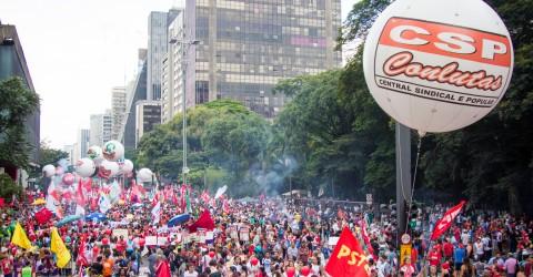 ¡El 28 de abril, vamos a parar Brasil!