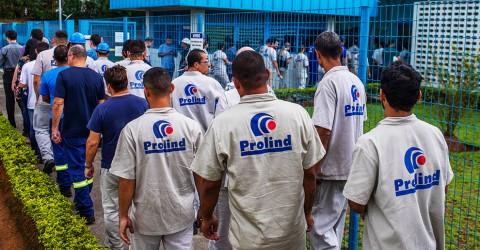 Metalúrgicos da Prolind aprovam PLR 35% superior