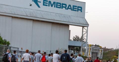 Em plena pandemia, Embraer anuncia PDV