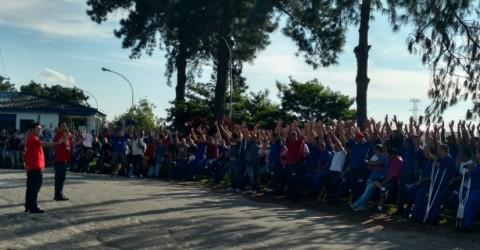 Trabalhadores da TI Automotive recebem primeira parcela da PLR