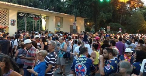 Bloco de servidores do Inpe desfila nesta quarta com críticas a Bolsonaro