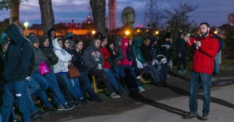 Sindicato faz assembleias e protesta contra reforma da Previdência